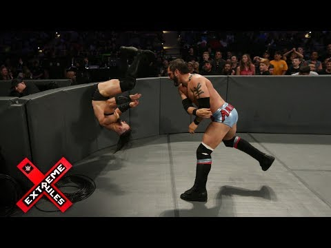 wwe extreme rules 2017 - 0 - WWE Extreme Rules 2017 Analysis – New Champs!
