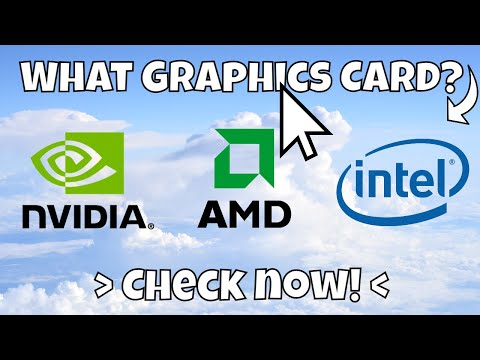 How To Check What Graphics Card(s) You Have - Windows 10 - [2019]