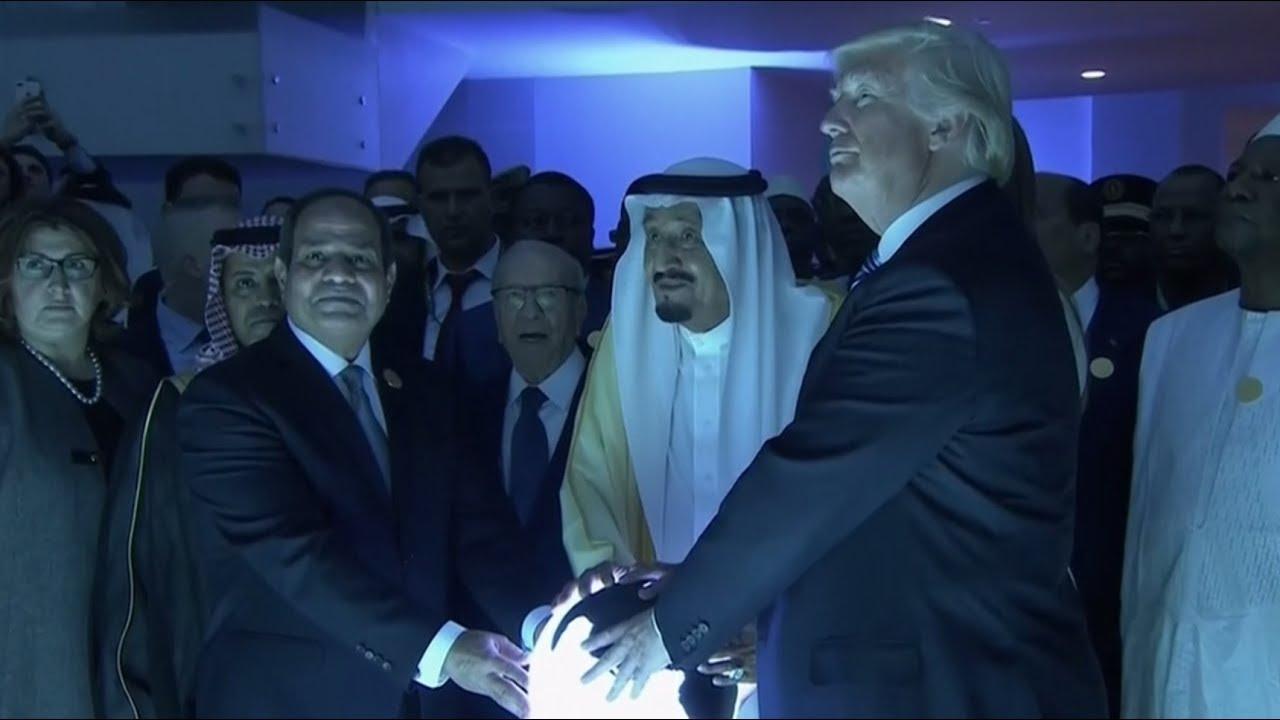 «Непутёвые заметки»: какими курьёзами запомнилось турне Дональда Трампа