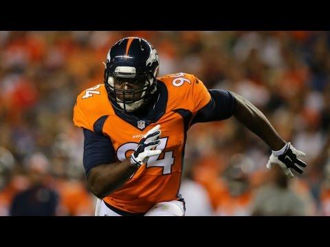 "Demarcus Ware  | ""Wild Horse"" ᴴᴰ | Denver Broncos Career Highlights"
