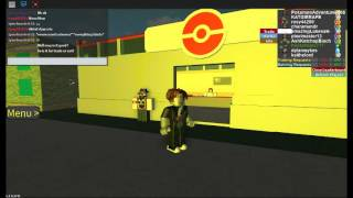 Roblox | Project Pokemon adventures | #20