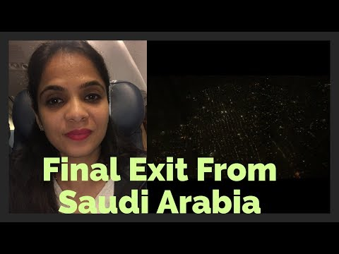 Final Exit From Saudi Arabia | My journey From Saudi To delhi | Travel Vlog 2018 | Shubzzz Vlogs
