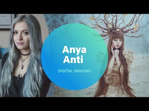 Fine Art Compositing With Anya Anti  - 1 Of 2