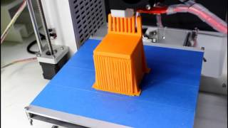 jgaurora 3d printer printing min furniture