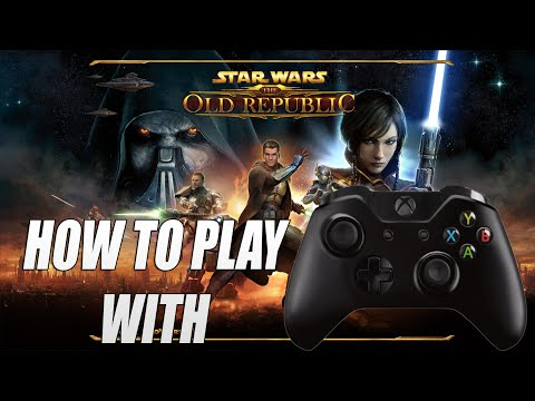 How to Use an XB1 Controller on Star Wars: The Old Republic(2016)