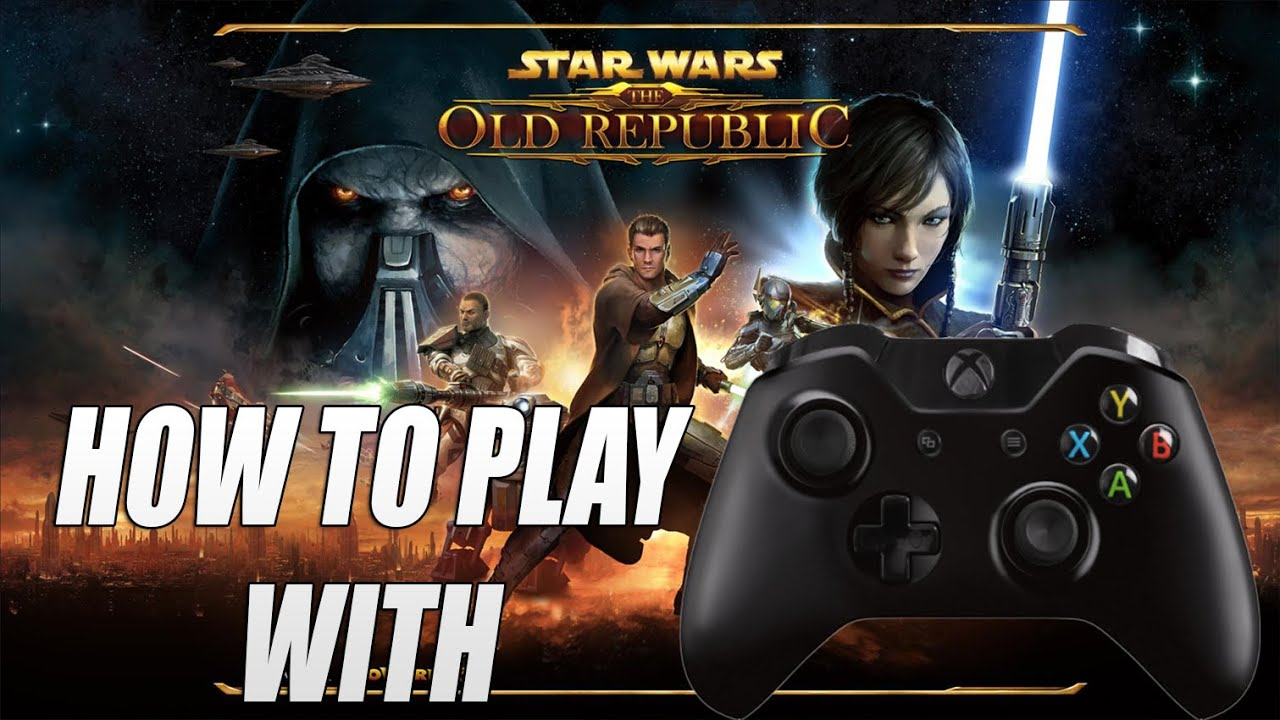 star wars the old republic ps4