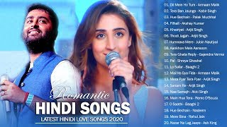 Romantic Hindi Songs 2020: Latest Bollywood Romantic Songs - Indian Song: Heart touching songs 2020