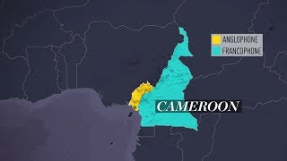What's behind the crisis in Cameroon's English-speaking regions?