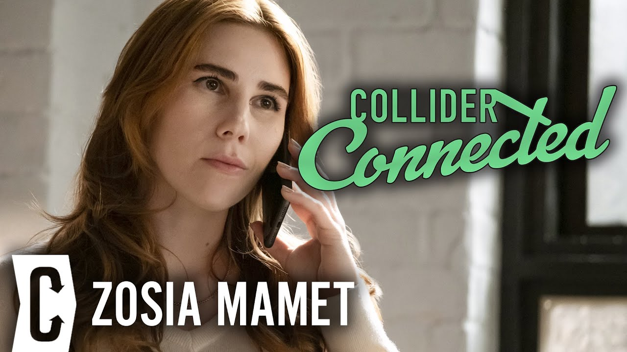 Zosia Mamet on How Girls Led to The Flight Attendant - Collider Connected