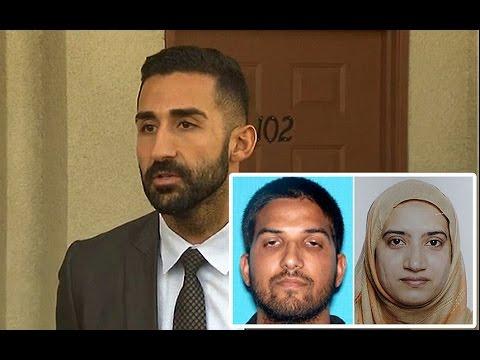 "San Bernardino suspects' family ""in complete shock"""