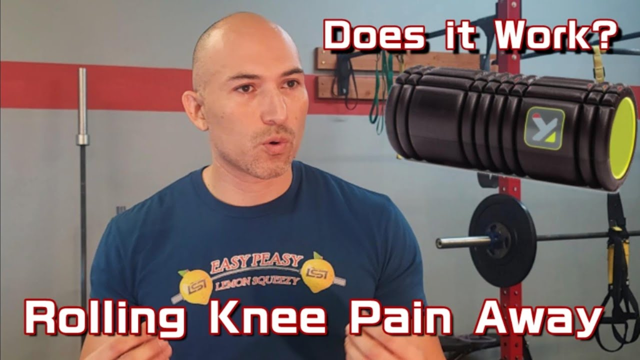 Three Tips to Help with Knee Pain