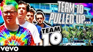 BREAKING INTO THE TEAM 10 HOUSE (FT. BOOGIE BOYS // SECOND VERSE)