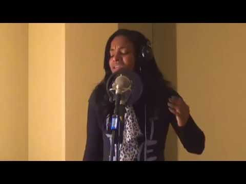 """LitaMarie """"I Can Only Imagine"""" SNIPPET Tamela Mann Cover"""
