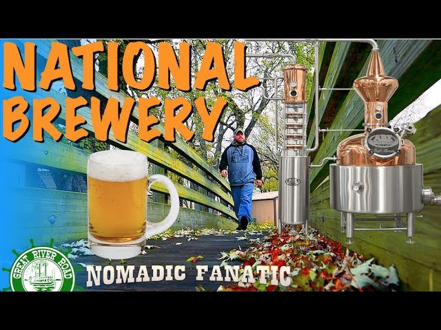 swampy-iowa-beached-boat-national-brewery-tour
