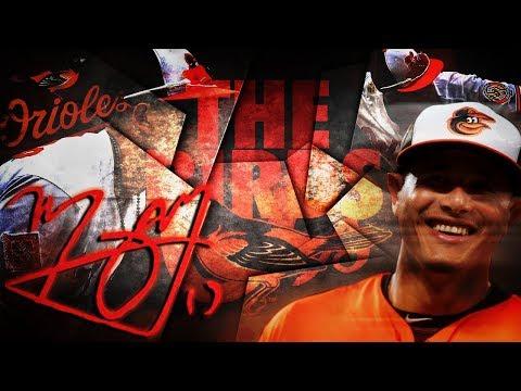 Manny Machado | 2017 Orioles Highlights ᴴᴰ
