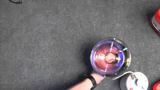 Видеообзор газового обогревателя Kovea KH-0710 Fire Ball.