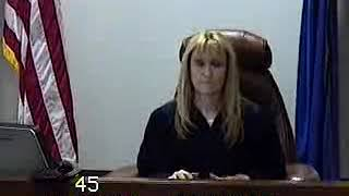Family Court Judge Rebecca Burton kicked out court observers by muttered words closed hearing