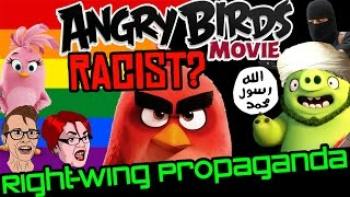 Is The Angry Birds Movie Racist Right Wing Propaganda? | Gnoggin