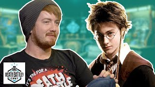 Harry Potter War? | DEATH BATTLE Cast