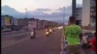 """Messina, ecco il video-shock che documenta le corse clandestine di cavalli a """"Giostra"""""""