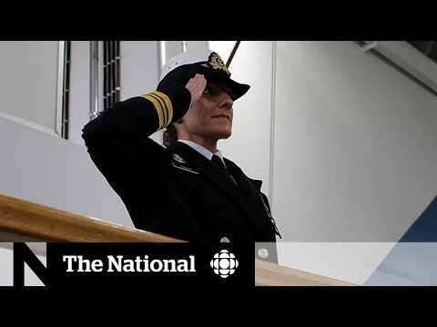 How Canada's Armed Forces is trying to recruit more women