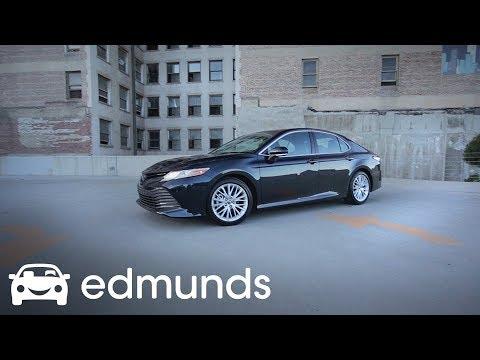 2018 Toyota Camry Review | Edmunds