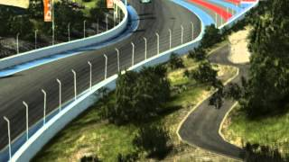 RaceRoom Racing Experience - First Gameplay Lap [HD]