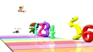 Baby TV HD - Charlie And The Numbers - Arabic Full HD 1080P