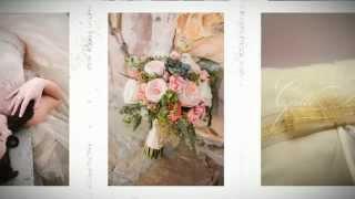 Свадебная подушка для колец Gilliann Golden Entourage PIL232