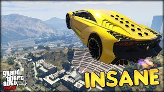 GTA 5 WITH THE BULGARIANS - SIMON GOT VERY ANGRY IN THIS INSANE RACE (GTA 5 Online Funny Moments #4)