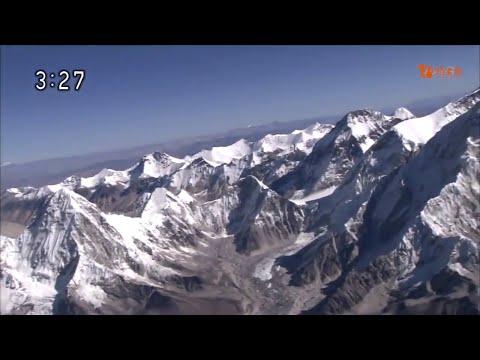 航拍世界最高峰珠穆朗玛峰,不止是震撼!