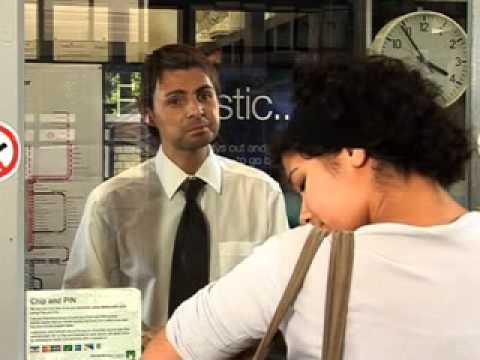 Buying a train ticket - ALC