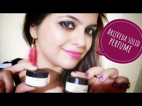 Arij Veda|solid perfume|Best for all seasons
