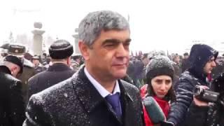 Վիտալի Բալասանյան  «Եվ Ղարաբաղի հարցն ա լուծված, և Հայաստանի հարցն ա լուծված»