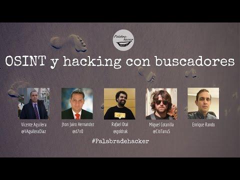 OSINT y hacking con buscadores