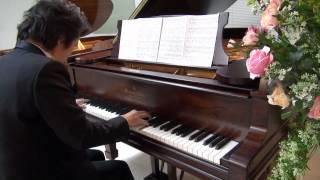 スタインウェイピアノ B-211Wn ラプソディー第2番 Op.79-2 グランドギャラリー