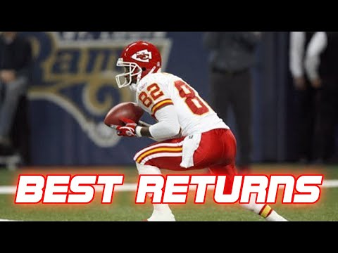 NFL Best Kick Returns of All-Time Part 2