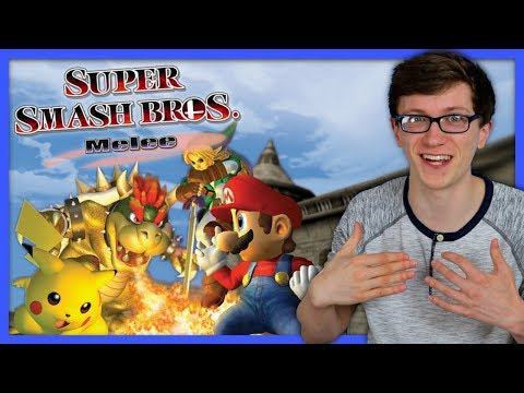 Super Smash Bros. Melee | The Best One, Apparently - Scott The Woz