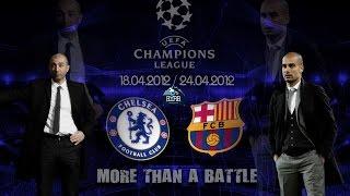 Полу-финал Лиги Чемпионов 2011/2012 Барселона - Челси | Реакция фанатов | byRB