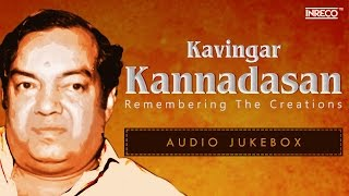 Kannadasan Old Tamil Songs Collection | Kannadasan Hit Tamil Songs