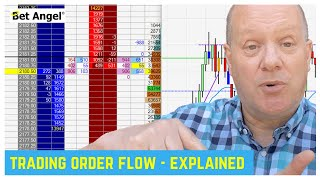 Betfair trading - Trading order flow explained