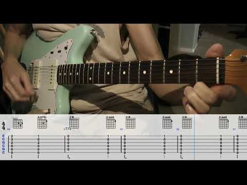 The Moody Blues - Question - Guitar Lesson With Tabs