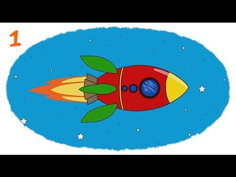 Мультик раскраска паровозик youtube
