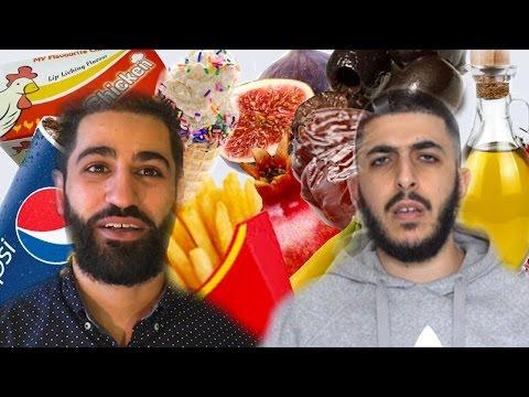 10 FOODS TO EAT & NOT TO EAT IN RAMADAN
