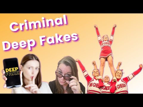 Coffee & Cursey Words | Deep Fakes, Cheerleading, Cyber Crimes & The Law