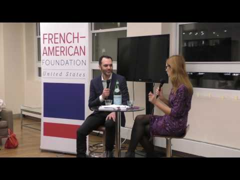 A CONVERSATION WITH CHEF DOMINIQUE ANSEL AND FOOD COLUMNIST MELISSA CLARK Part 1