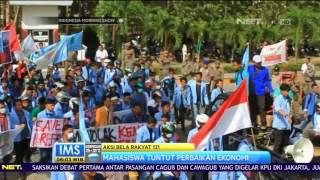 Aksi Bela Rakyat 121 Digelar Juga di 19 Lokasi Lainnya   Indonesia Morning Show NET