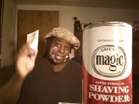 Magic Shaving Powder Vs Magic Shaving Cream Which Is Best Youtube
