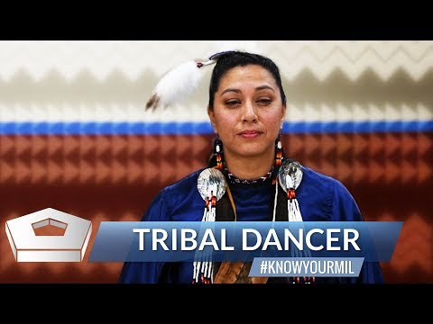 Beyond the Uniform - Tribal Dancer