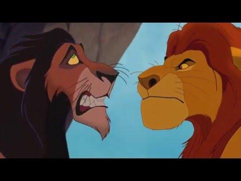 Scar, Mufasa & Zazu - Il Re Leone - Clip HD